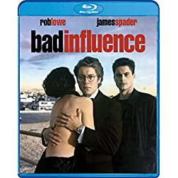 Bad Influence [Blu-ray]