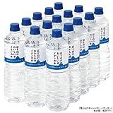 [2CS] 富士山のおいしい水 イオン水 (1,000ml×15本)×2箱