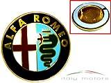 Original Alfa Romeo 155 156 166 Emblem K�hlergrill Scudetto - 60596492