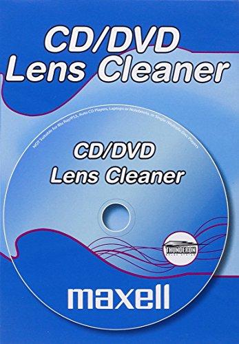 Maxell DVD-LC DVD Lens Cleaner - Blue