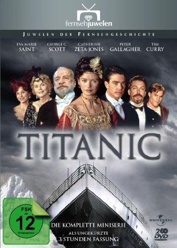 Titanic - Die komplette Miniserie (Fernsehjuwelen) [2 DVDs]