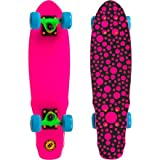 Element Lighting Bug 6.1 Inch Complete Skateboard Multi Colored One Size