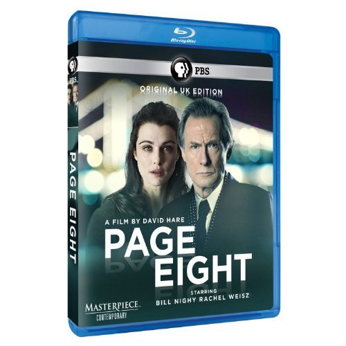 Masterpiece Contemporary: Page Eight [Blu-ray] by PBS HOME VIDEO