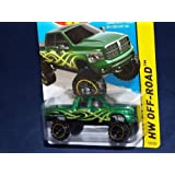 2014 Hot Wheels Hw Off-Road 133/250 - Dodge Ram 1500