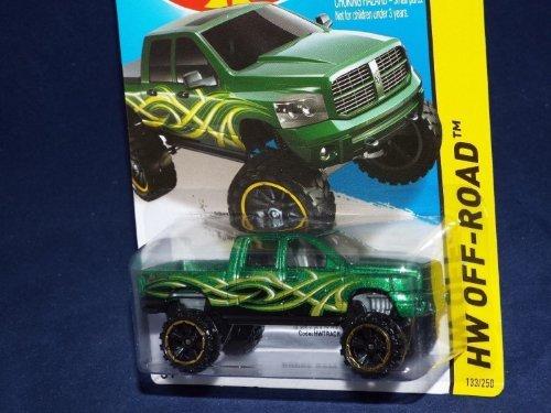 2014 Hot Wheels Hw Off-Road 133/250 - Dodge Ram 1500