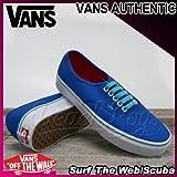 VANS(バンズ) オーセンティック AUTHENTIC Surf The Web/Scuba/メンズ(men's) 靴 スニーカー(VN-0U1WAML)
