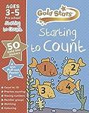 Starting to Count (Gold Stars Preschool Workbooks)