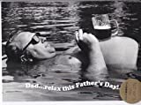 Greeting Cards - Father's Day - Relax The Art Group Greeting Card Printed in England