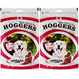 Hoggers Grilled Lamb Dog Treats, 100 G, 2-Pack