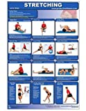 Stretching-Lower-Body-Laminated-Poster