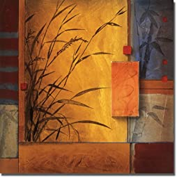 Gracious Garden II by Don Li-Leger Limited Edition Premium Gallery-Wrapped Canvas Giclee (Ready to Hang)