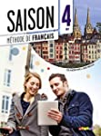 Saison 4 niv. B2 - Livre + CD + DVD