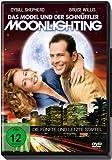 Moonlighting - Das Model und der Schnüffler, Season 5 [4 DVDs]