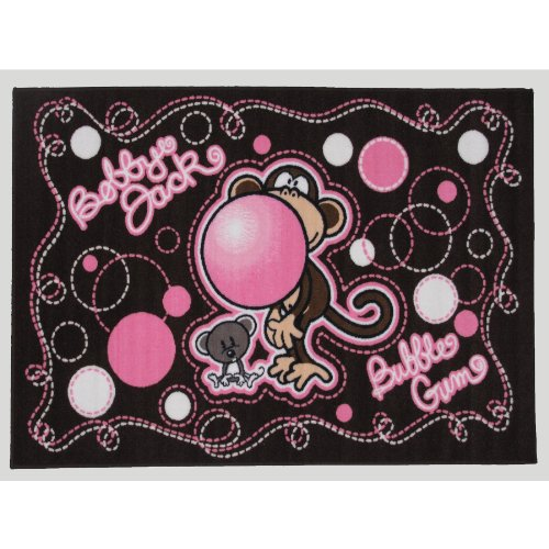 Bobby Jack Don't Burst My Bubble Area Rug 39