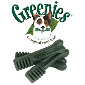 Amazon.com : Greenies Jumbo, Pkg of 4 : Pet Snack Treats : Pet