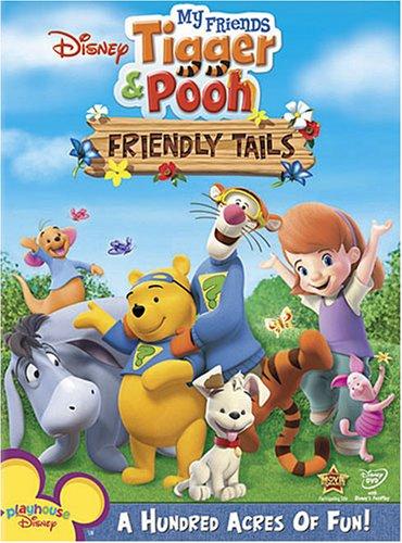 My Friends Tigger & Pooh / Мои друзья Тигруля и Винни: Сказки для друзей (2008)