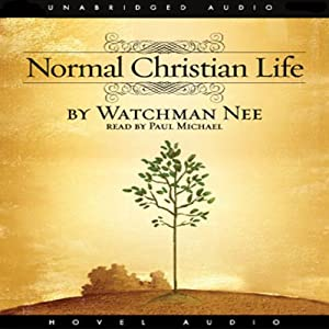 The Normal Christian Life Audiobook