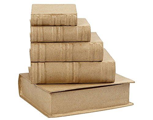 5-cajas-de-papel-mache-lakeballs-libro-para-decorar-85-a-185-cm