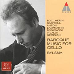 Bononcini : Cello Sonata No.1 in A minor : I Andante