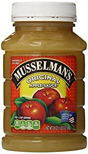 Musselman's Original Applesauce 24 oz