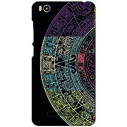 Xiaomi Mi4i MZB4300IN Back cover - Black Designer cases