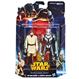 Obi-Wan Kenobi and Grievous Star Wars Mission Series MS08 Action Figure 2 Pack