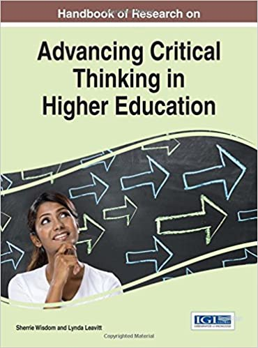 developing critical thinking in higher education