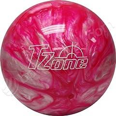 Buy Brunswick TZone Pink Bliss Bowling Ball by Brunswick