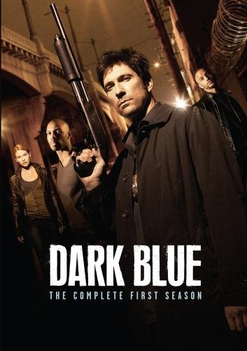 Cover art for  Dark Blue: Season 1  (4 Disc)