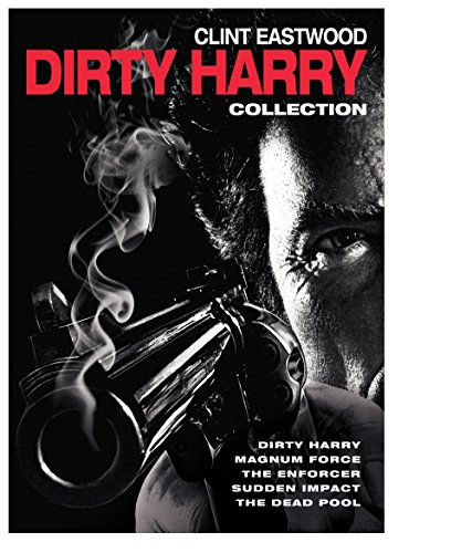 DVD : 5 Film Collection: Dirty Harry (Boxed Set, Eco Amaray Case, 5 Disc)