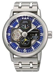 [オリエント]ORIENT 腕時計 ORIENT STAR オリエントスター Retro Future レトロフューチャー モダン エアプレーンモデル WZ0151FH メンズ