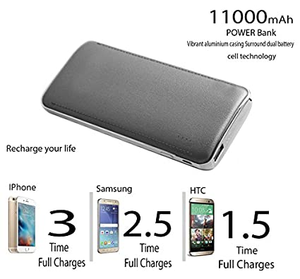 Evana 11000mAh Power Bank
