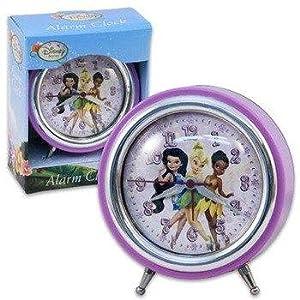 Disney Fairies Retro Alarm Clock