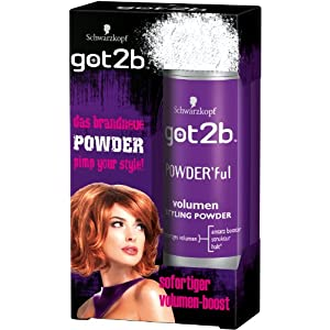 Got2b Powder' ful Volumen Styling