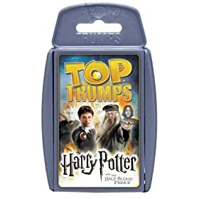 Top Trumps-Harry Potter