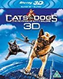 Cats and Dogs 2 [Blu-ray 3D + Blu-ray] [Region Free]
