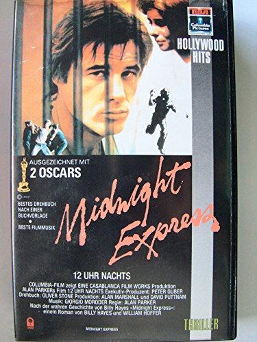 Midnight Express - 12 Uhr Nachts [VHS]