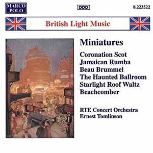 Miniatures: Brit. Light Music
