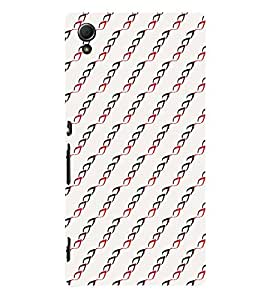 EPICCASE heart locks Mobile Back Case Cover For Sony Xperia Z4 Mini / Z4 Compact (Designer Case)