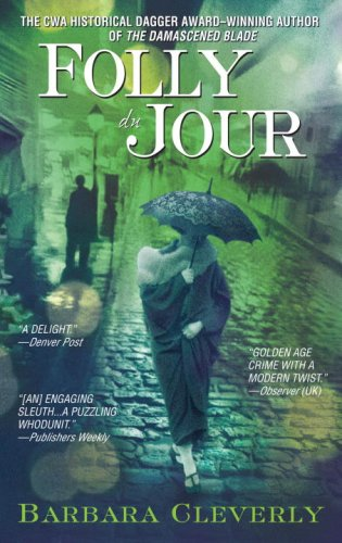 Folly Du Jour (Joe Sandilands Murder Mysteries)