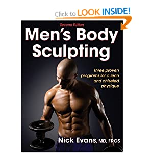 Men's Body Sculpting - 2nd Edition Nick Evans