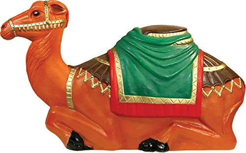 nativity-scene-camel-with-light