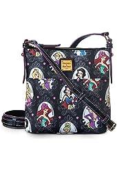 Dooney & Bourke Runway Princess Cross Body Handbag Bag Multi