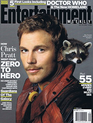 Entertainment Weekly [US] July 18 2014 (単号)