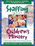 img - for Staffing Your Children's Ministry book / textbook / text book