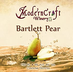 NV Modern Craft Winery Bartlett Pear 750 mL