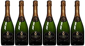 Graham Beck Blanc de Blancs Chardonnay White Wine 2009/2010 75 cl (Case of 6)