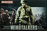 Dragon DML 1:35 WWII Japanese Army US Marines Infantry WIndtalkers Kit #6167