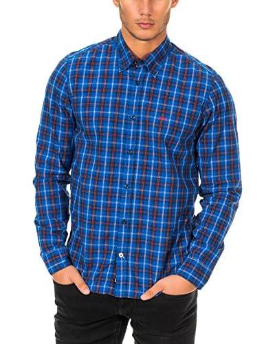 Mc Gregor Camisa Hombre Azul