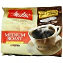 Melitta Coffee Pods for Senseo and Hamilton Beach Pod Brewers, Medium Roast 4.44 oz bags (Pack of 6) 18 CT bags .